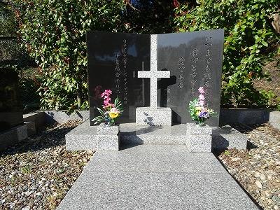 千葉福音キリスト教会墓地2